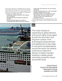 Maritime Logistics Professional Magazine, page 37,  Jan/Feb 2017