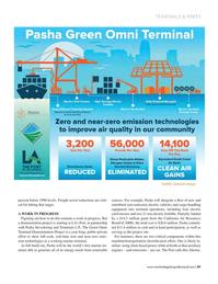 Maritime Logistics Professional Magazine, page 41,  Jan/Feb 2017