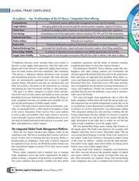 Maritime Logistics Professional Magazine, page 46,  Jan/Feb 2017