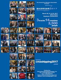 Maritime Logistics Professional Magazine, page 3,  Jan/Feb 2017