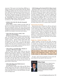 Maritime Logistics Professional Magazine, page 11,  Mar/Apr 2017