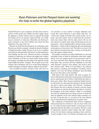 Maritime Logistics Professional Magazine, page 13,  Mar/Apr 2017