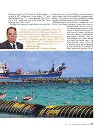 Maritime Logistics Professional Magazine, page 17,  Mar/Apr 2017
