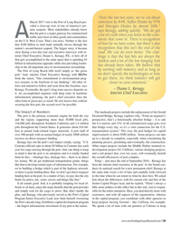 Maritime Logistics Professional Magazine, page 23,  Mar/Apr 2017