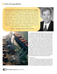 Maritime Logistics Professional Magazine, page 26,  Mar/Apr 2017