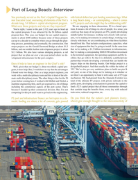 Maritime Logistics Professional Magazine, page 32,  Mar/Apr 2017