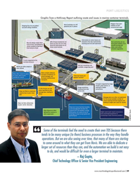 Maritime Logistics Professional Magazine, page 39,  Mar/Apr 2017