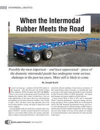 Maritime Logistics Professional Magazine, page 60,  Mar/Apr 2017