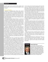 Maritime Logistics Professional Magazine, page 16,  May/Jun 2017