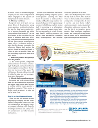 Maritime Logistics Professional Magazine, page 19,  May/Jun 2017