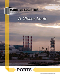Maritime Logistics Professional Magazine, page 23,  May/Jun 2017