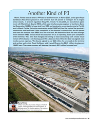 Maritime Logistics Professional Magazine, page 29,  May/Jun 2017
