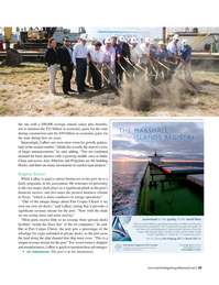 Maritime Logistics Professional Magazine, page 33,  May/Jun 2017