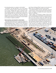 Maritime Logistics Professional Magazine, page 39,  May/Jun 2017