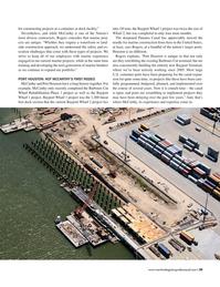 Maritime Logistics Professional Magazine, page 39,  May/Jun 2017