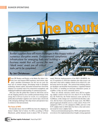 Maritime Logistics Professional Magazine, page 46,  May/Jun 2017