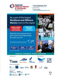 Maritime Logistics Professional Magazine, page 9,  Jul/Aug 2017