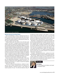 Maritime Logistics Professional Magazine, page 19,  Jul/Aug 2017
