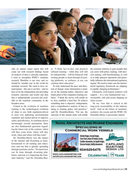 Maritime Logistics Professional Magazine, page 25,  Jul/Aug 2017