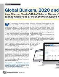 Maritime Logistics Professional Magazine, page 26,  Jul/Aug 2017