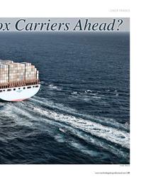 Maritime Logistics Professional Magazine, page 31,  Jul/Aug 2017