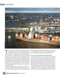 Maritime Logistics Professional Magazine, page 32,  Jul/Aug 2017