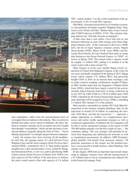 Maritime Logistics Professional Magazine, page 33,  Jul/Aug 2017