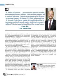 Maritime Logistics Professional Magazine, page 36,  Jul/Aug 2017