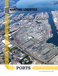 Maritime Logistics Professional Magazine, page 37,  Jul/Aug 2017