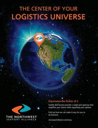 Maritime Logistics Professional Magazine, page 3,  Jul/Aug 2017