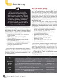 Maritime Logistics Professional Magazine, page 48,  Jul/Aug 2017