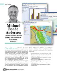 Maritime Logistics Professional Magazine, page 50,  Jul/Aug 2017