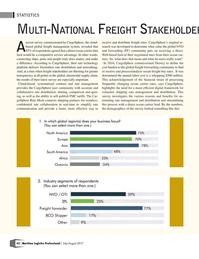 Maritime Logistics Professional Magazine, page 62,  Jul/Aug 2017