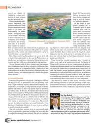 Maritime Logistics Professional Magazine, page 66,  Jul/Aug 2017