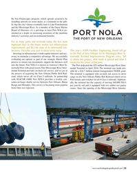 Maritime Logistics Professional Magazine, page 23,  Sep/Oct 2017