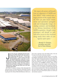 Maritime Logistics Professional Magazine, page 27,  Sep/Oct 2017