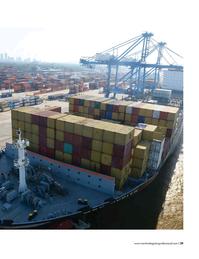 Maritime Logistics Professional Magazine, page 29,  Sep/Oct 2017