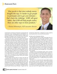 Maritime Logistics Professional Magazine, page 30,  Sep/Oct 2017
