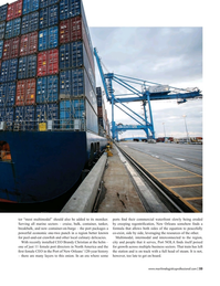 Maritime Logistics Professional Magazine, page 33,  Sep/Oct 2017