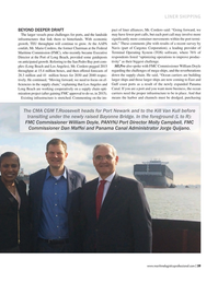 Maritime Logistics Professional Magazine, page 39,  Sep/Oct 2017