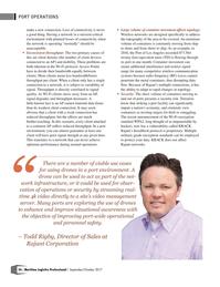 Maritime Logistics Professional Magazine, page 56,  Sep/Oct 2017