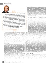 Maritime Logistics Professional Magazine, page 60,  Sep/Oct 2017