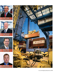 Maritime Logistics Professional Magazine, page 35,  Nov/Dec 2017