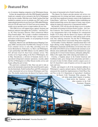 Maritime Logistics Professional Magazine, page 38,  Nov/Dec 2017