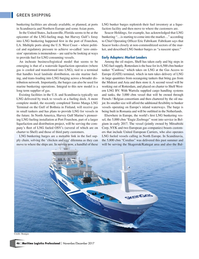 Maritime Logistics Professional Magazine, page 46,  Nov/Dec 2017