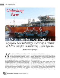 Maritime Logistics Professional Magazine, page 60,  Nov/Dec 2017