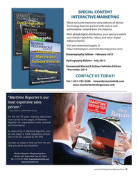 Maritime Logistics Professional Magazine, page 5,  Nov/Dec 2017