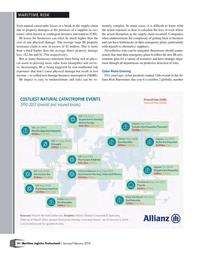 Maritime Logistics Professional Magazine, page 14,  Jan/Feb 2018