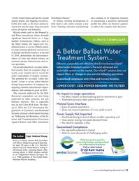 Maritime Logistics Professional Magazine, page 15,  Jan/Feb 2018