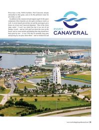 Maritime Logistics Professional Magazine, page 25,  Jan/Feb 2018